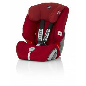 Автокресло Evolva 1-2-3 Plus Flame Red Trendline Britax Römer