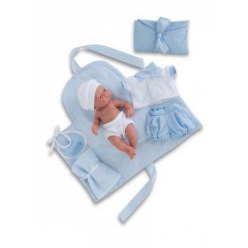 Кукла-младенец Карлос с пеленальным Antonio Juan Munecas