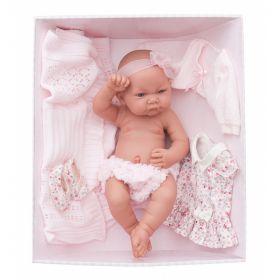 Кукла-младенец Эльза Antonio Juan Munecas