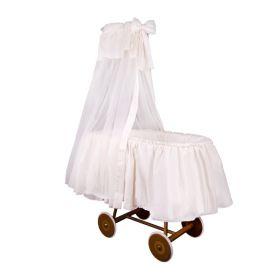 Детская кроватка-люлька с балдахином Pasticcini Italbaby