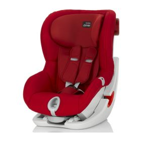 Автокресло KING II Flame Red Trendline Britax Römer
