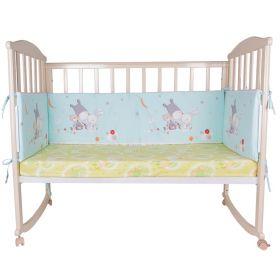 Бортик в кроватку Лунные сны Soni Kids