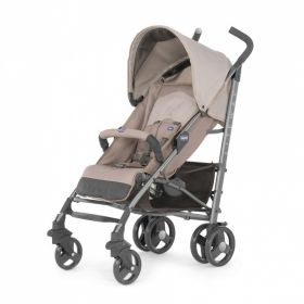 Коляска-трость Lite Way Top Stroller Sand Chicco