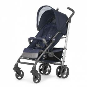 Коляска-трость Lite Way Top Stroller S.d. Denim Chicco