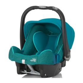 Автокресло Baby-Safe Plus SHR II Green Marble Highline Britax Römer