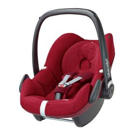 Автокресло Pebble Robin Red Bebe Confort