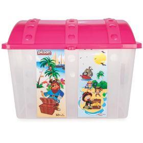Контейнер для игрушек Сундук Pilsan