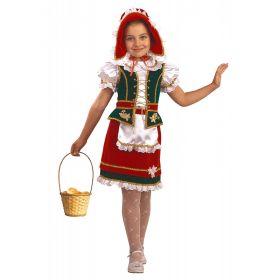 Карнавальный костюм Красная Шапочка Batik