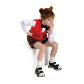 Карнавальный костюм Медведь Михей Batik