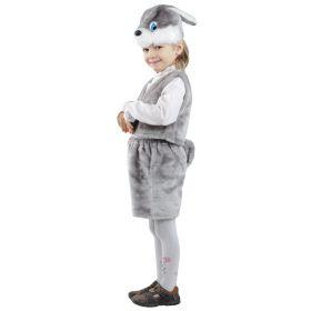 Карнавальный костюм Заяц серый Batik