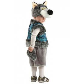Карнавальный костюм Серый Волк Batik