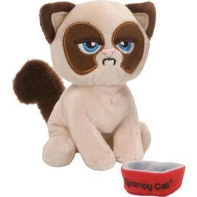 Мягкая игрушка Grumpy Cat Everyday 11,5 см Gund