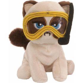 Мягкая игрушка Grumpy Cat Goes Fishing 11,5 см Gund