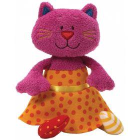 Мягкая игрушка Sock Hop Chime Missy Meow 20 см Gund