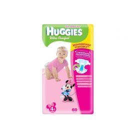 Подгузники Ultra Comfort (10-16 кг), 60 шт Huggies