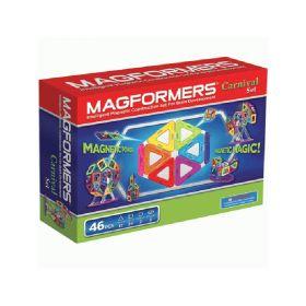 Магнитный конструктор Carnival Set 46 деталей MAGFORMERS