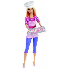 Кукла Barbie Шеф-кондитер Mattel
