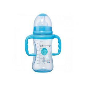 Бутылочка Maternity 270 мл, 6-24 мес. с ручками Bebe Confort