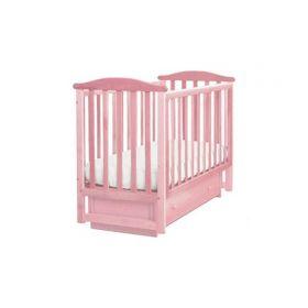 Кроватка  Лель Лютик розовая Кубаньлесстрой