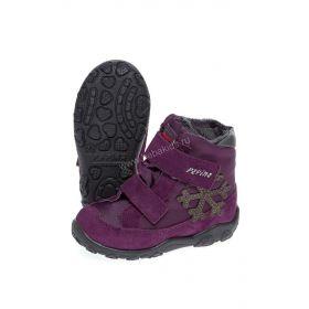 Ботинки для девочки 39296/366/60RIK красный Ricosta Ricosta