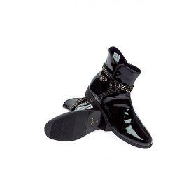 Ботинки для девочки 7879/60/60RIK чёрный Ciao Bimbi Ciao bimbi