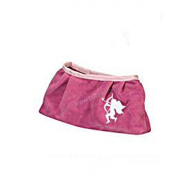 Пенал-косметичка Angel для девочки 11085222-rosa разноцветный Herlitz Herlitz