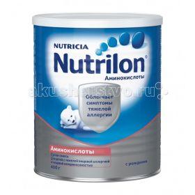 Заменитель Аминокислоты с рождения 400 г Nutrilon