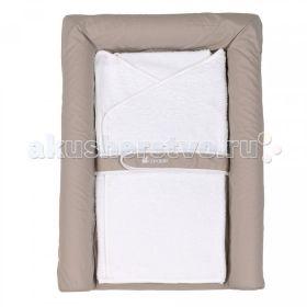 Накладка для пеленания с валиками Comfort 70х50 см Candide