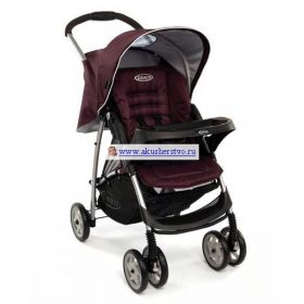 Mirage Plus W/parent Tray&Boot Graco
