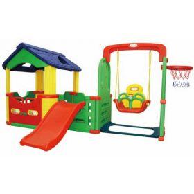 Игровой комплекс Мульти-Хаус Happy Box