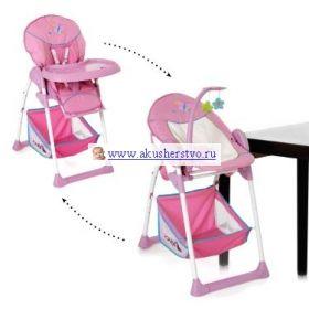 Siti'n Relax + шезлонг для новорожденного Hauck