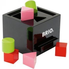 Сортер с кубиками Brio