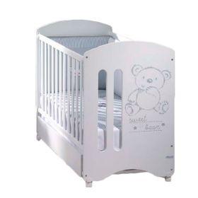 Sweet Bear 120х60 с матрацем CH-620 Micuna