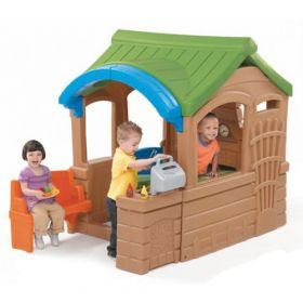 Игровой домик Домик с грилем Step 2