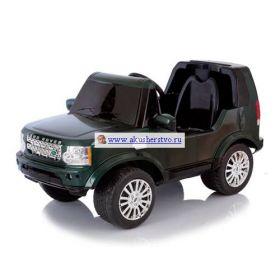 Land Rover Discovery 4 Jetem