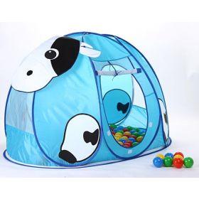 Дом-палатка + 100 шаров Корова Calida