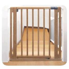 Ворота безопасности Pressure Gare Easy Close wood 73-80,5 см Safety 1st