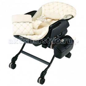 Fealetto Auto Swing электронная + стульчик Combi