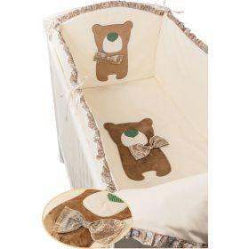 Toy Teddy 120х60 (6 предметов) Makkaroni Kids
