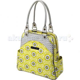 Сумка для мамы Sashay Satchel Petunia Pickle Bottom