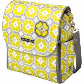 Сумка для мамы Boxy Backpack Petunia Pickle Bottom