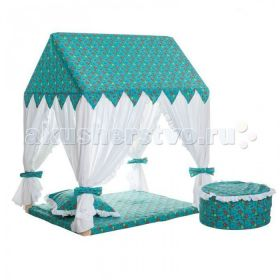 Игровой домик Дворец Paremo