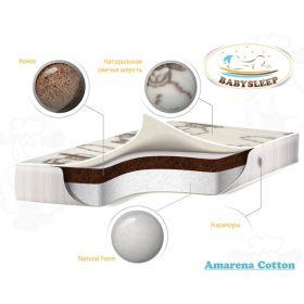 премиум класса Amarena Cotton 140x70 Babysleep