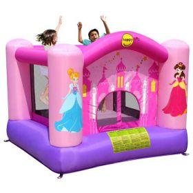 Надувной батут Веселая Принцесса 9001Р Happy Hop