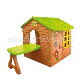 Игровой домик со столом Mochtoys