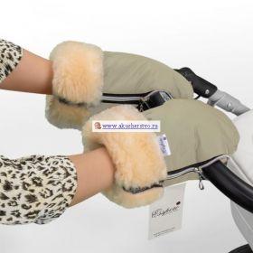 Рукавички-муфта для коляски Double Esspero