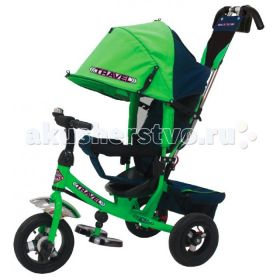 TT2 (колеса ПВХ/звонок) Travel