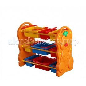 Этажерка для игрушек F-823 Family