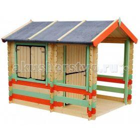 Игровой домик для детей Оливия Paremo