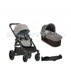 City Select Lux 2 в 1 со столиком Baby Jogger